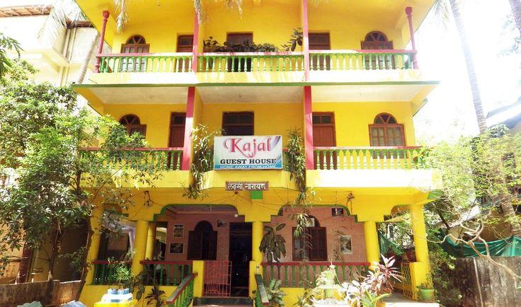 Kajal Guest House in Goa