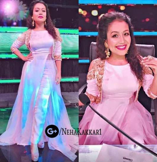 Neha Kakkar saregamapa lil champs 2017