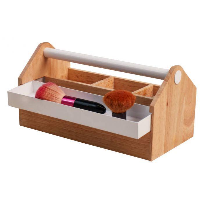 Praktische Utensilienbox Im Schlichten Design Schmuckaufbewahrung Box Aufbewahrung