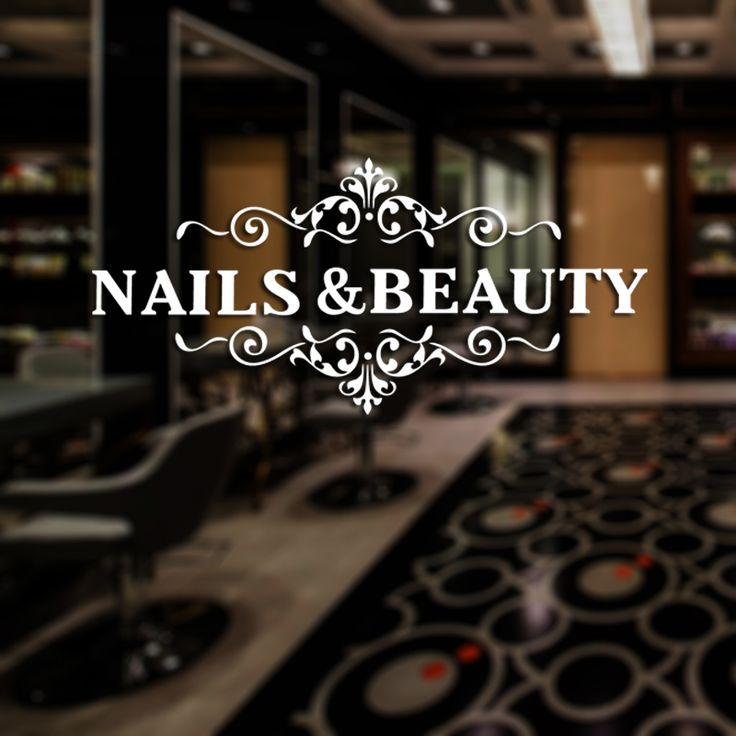 The 25+ Best Nail Salon Names Ideas On Pinterest