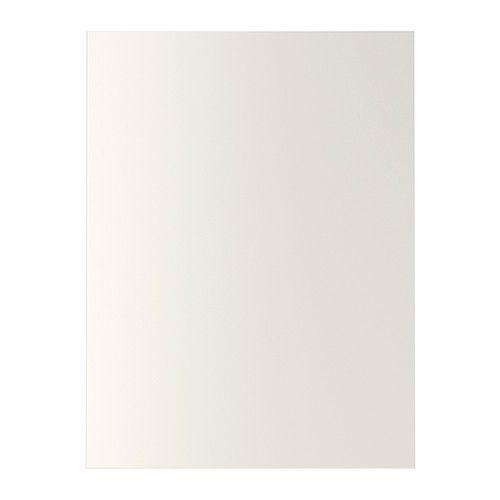 VEDDINGE Dør - hvit, 60x80 cm  - IKEA