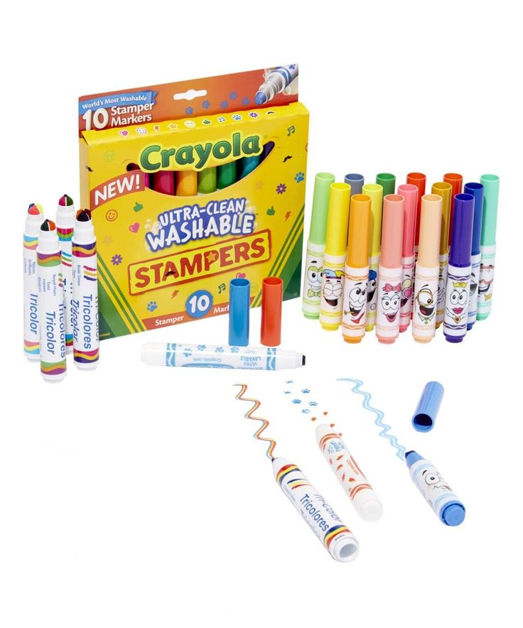 39 best Crayola images on Pinterest | Crayola products, Crayons and ...