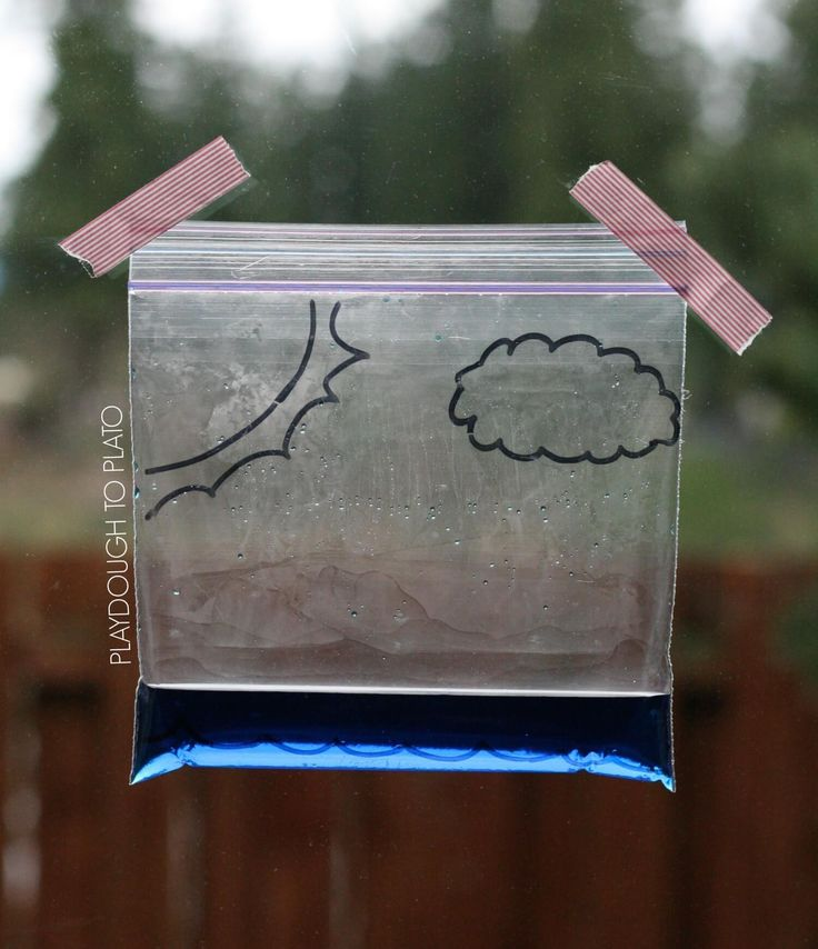 Activity for ages 3 to 7. I'm always on the lookout for simple, fun kids'science activitiesso when I ran across this water cycle in a bag I couldn't wait to give it a try. It was a quick prep activity that had a big payoff – my boys watched the water do its thing for …