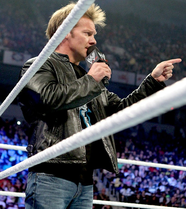 Chris Jericho <3