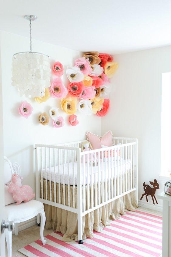 10 Ideias Giras para Decorar o quarto do Bebé - http://coisasdamaria.com/10-ideias-giras-para-decorar-o-quarto-do-bebe/