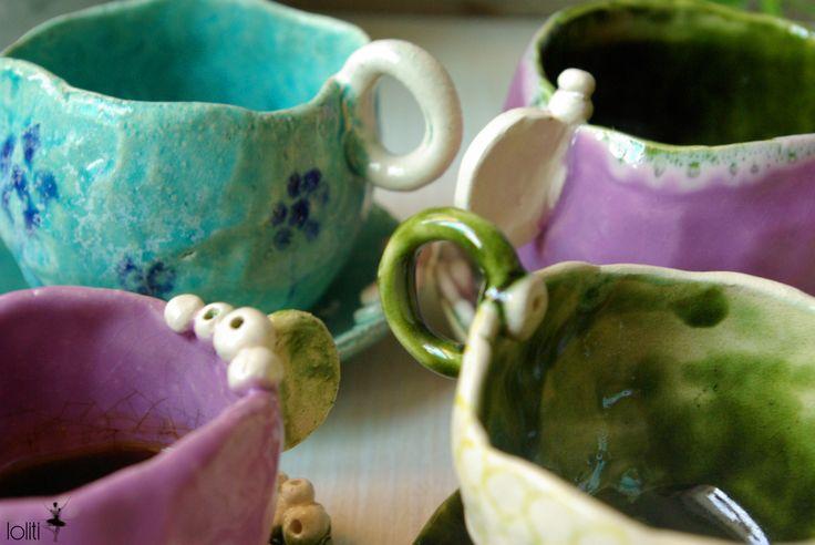 lolitiHOME | ceramic cups and plates | https://www.facebook.com/loliti.studio/