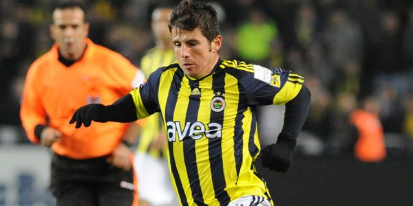 the turkish football player emre has completed a move to atletico madrid. the move was no real shock considering his clashes with fenerbahçe manager aykut kocaman this year. he was out of contract and fenerbahçe opted not to renew it. this marks a return to europe for emre after a semi-successful inter spell followed by an injury-laden term at newcastle united. he might a phenomenal player, but i sure am glad i won't get to watch him whine to referees every weekend now.