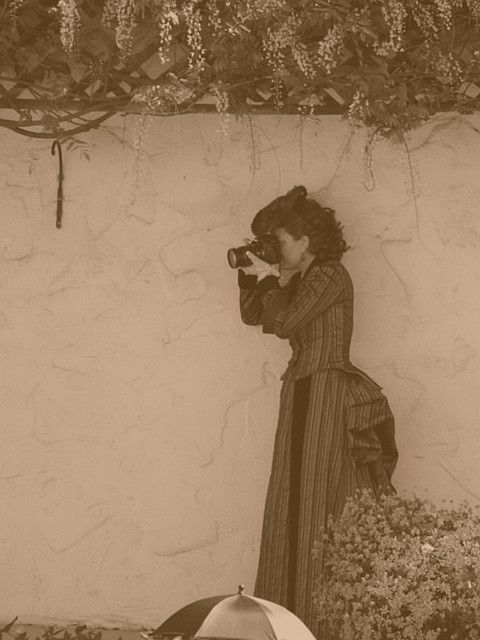 Vintage Photography (by Chuck Coker)
