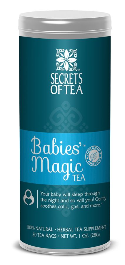 Use for colic, gas, constipation, acid reflux, indigestion, or for most tummy troubles in babies as young as one day old. Babies' Magic Tea helps quell digestive problems often in only one feeding.