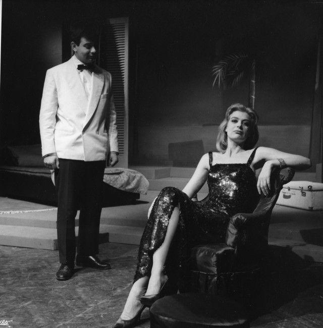Η Μελίνα που λάτρευε τις κάμερες Melina Mercouri