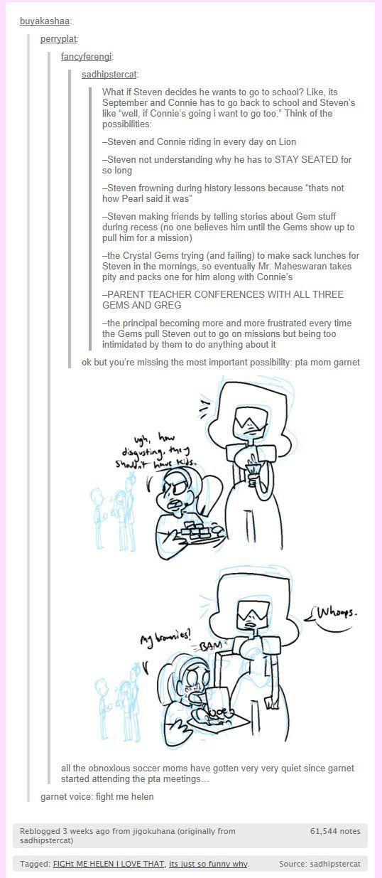 Steven Universe: The School Years: