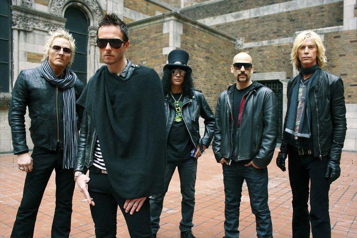Скотт Вейланд о продолжительности существования Velvet Revolver - http://rockcult.ru/scott-weiland-about-velvet-revolver/