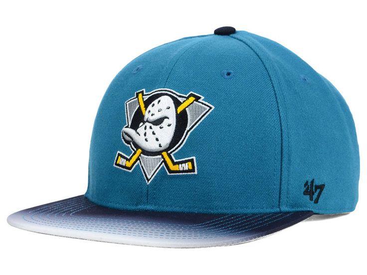 Anaheim Ducks '47 NHL Dissolve Snapback Cap