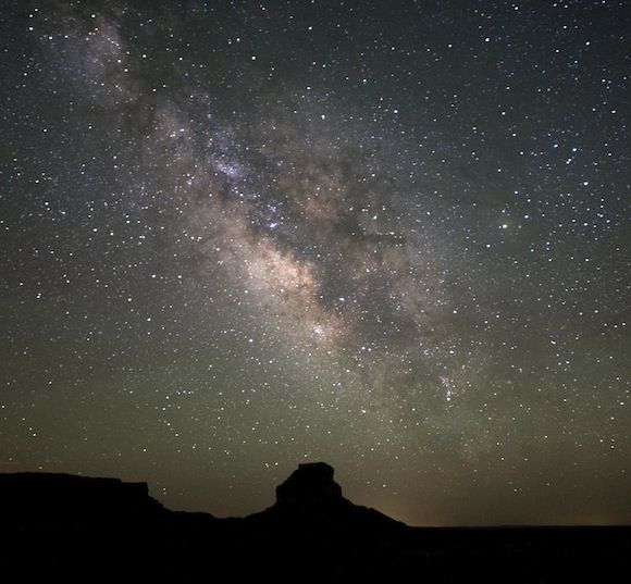 The Chaco Culture National Historical Park in New Mexico has just been named the International Dark-Sky Association's newest Dark Sky Park.