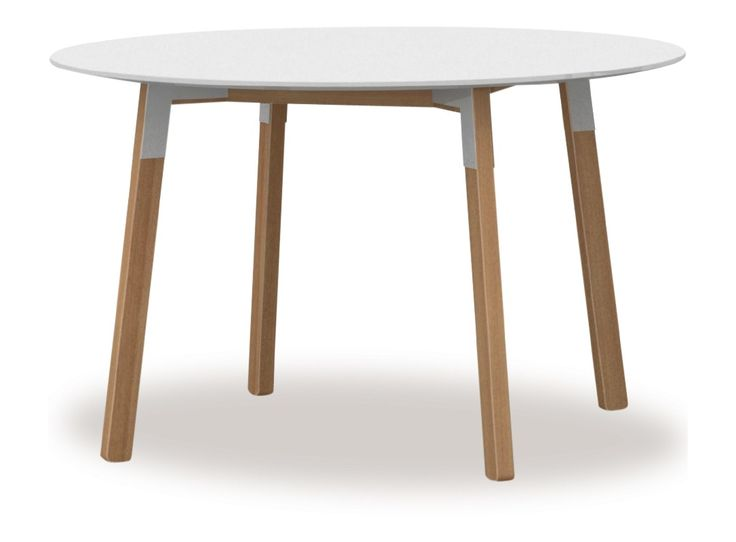 Functionality and simple, clean lines is what has defined Danish design over the decades. These elements are represented in spades in the ultra-modern Silo dining table. The light oak timber legs, white table top and detail metal brackets, offer a funky and affordable dining table that will complement any home and decor. - See more at: http://danskemobler.co.nz/product/1296-Silo-1200-Dining-Table#sthash.toSp3ypv.dpuf