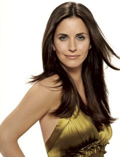 Courtney Cox - Long layers