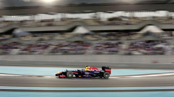 Formula 1: Gran Premio de Abu Dabi: Vettel sigue batiendo récords   Deportes   EL PAÍS