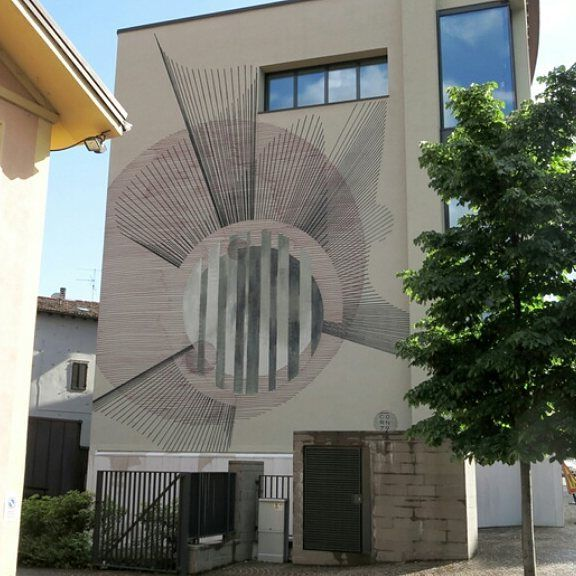 Awesome mural by @corn_79 in #Italy (globalstreetart.com/corn79)…