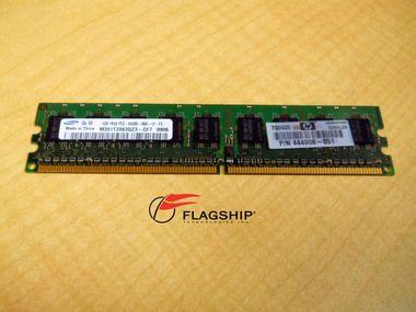 HP 459340-001 1GB PC2-6400E DDR2-800 ECC MEMORY