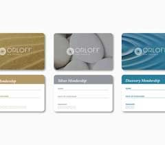 Spa Marketing Consulting | Orloff Spa Experts our membership cards