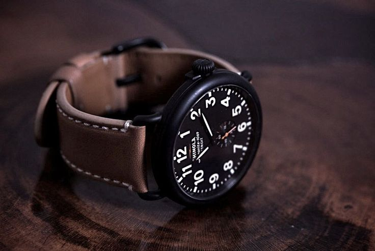 Shinola Runwell Quality watches from around the wold at fantastic prices