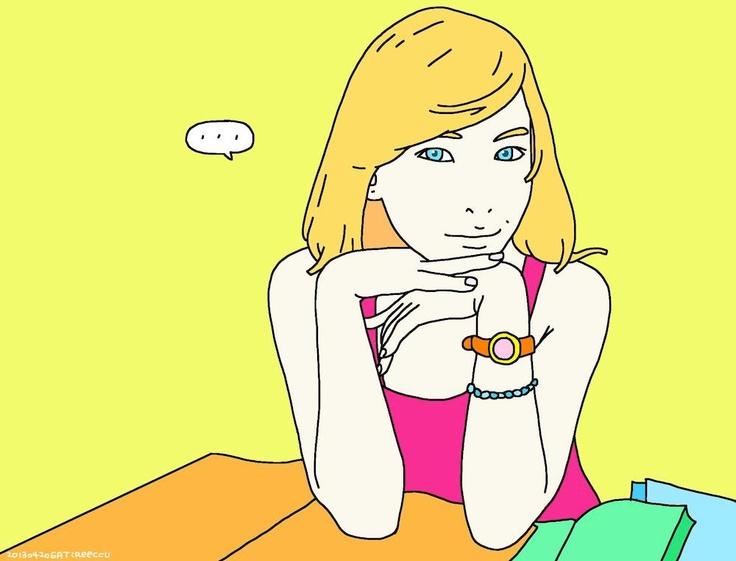 Face Drawing 34: Yoori