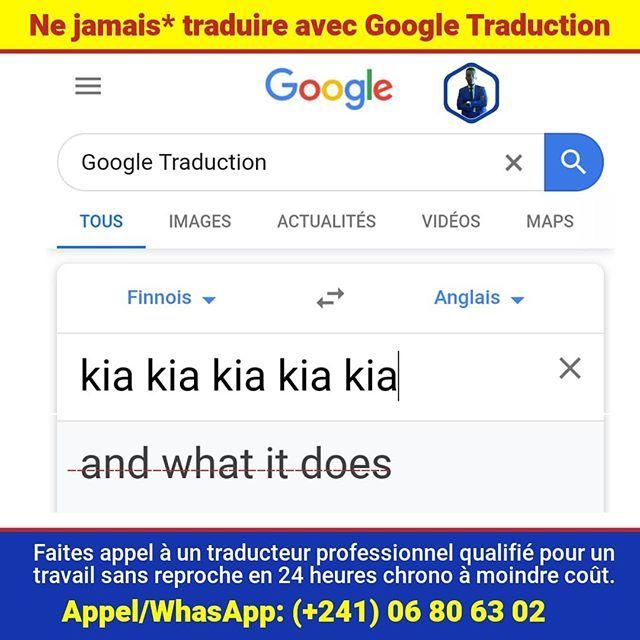 Ne Jamais Traduire Vos Documents Importants Avec Google Traduction Traducteur Interprete Document Administration Entreprise Businessman