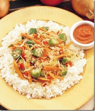 African food african cuisine pinterest okra the o for African heritage cuisine