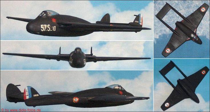 """Sncase SE-535 """"Mistral"""" Jäger (Heller 221) 1:72"""