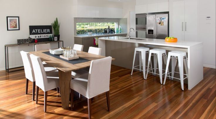 #Create this #HomeDesign with spacious #kitchen and dining area from #ANSAHomes. Check out the display #home at Camden North ( #GledswoodHills ), on Camden Valley Way! --- #YourHome #KitchenLife #KitchenDesign #kitchens #chefslife #cheflife #kitchenideas #kitcheninspo #kitchenstyle #yourkitchen #Discover #Build #DreamHome #HomeIdea #HomeInspo #HomeInspiration #HomeStyle #instagramers #instalover #igers #interiordecor #InstaGood #Beautiful #Openplan