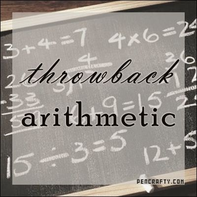 Throwback Arithmetic  The poem below was written by yours truly for the child of a friend back in 2006. I found a copy lying around in my hard drive. I left that office to work abroad later the same year, but the piece endured in my computer's magical memory.  The instruction for the kid's Math project was to write a five-stanza poem on scientific notation, place value, arithmetic mean and order of operation.  Herculean, but never impossible. Go me, I say!