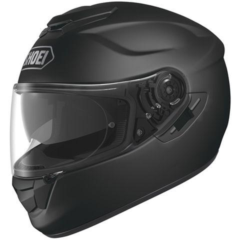 Shoei GT-AIR Matte Black Helmet - Motorcycles508