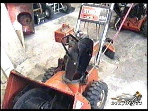 Toro Snowblower Auger Bushing Repair Part 1/4