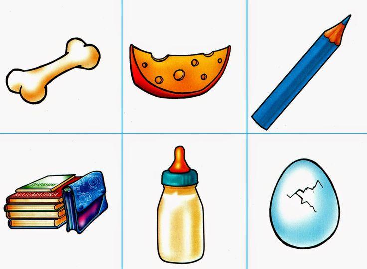 Spel voor denkontwikkeling bij kleuters 10, wat hoort bij elkaar,  free printable