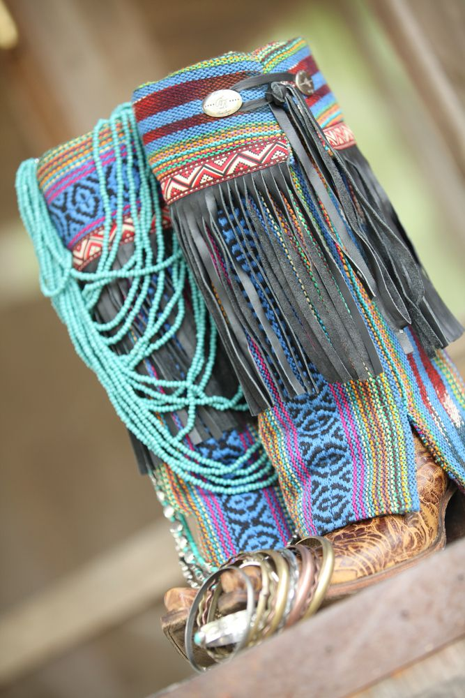 Turquoise is a must in every cowgirls closet + add to your favorite pair of boots with some boot rugs!  http://www.nrsworld.com/all-products/browse/keyword/boot-rugs