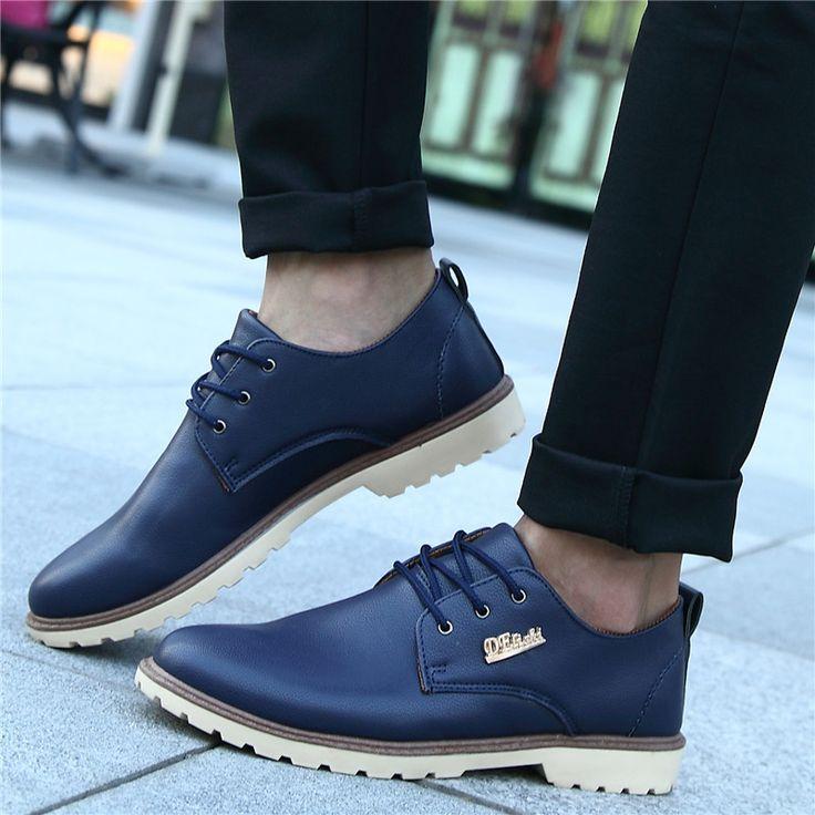 zapatos hombre otono 2016