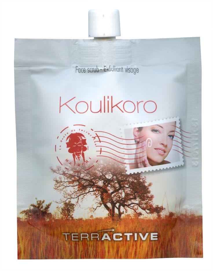 Terractive Koulikoro Mailian Massage Honey Face Scrub