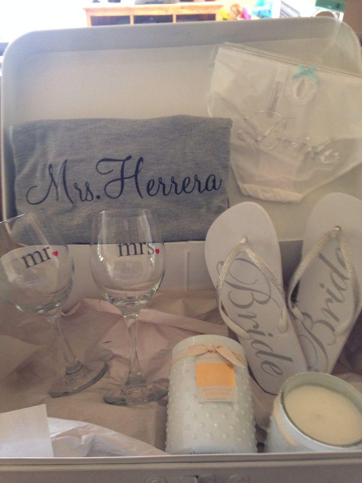 Bridal shower gift basket 11 best Brit