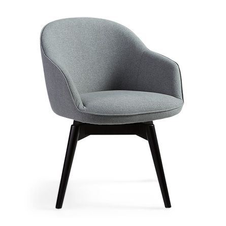 Emily Swivel Arm Chair in Sunday Spa | Spa, Side chair and ...