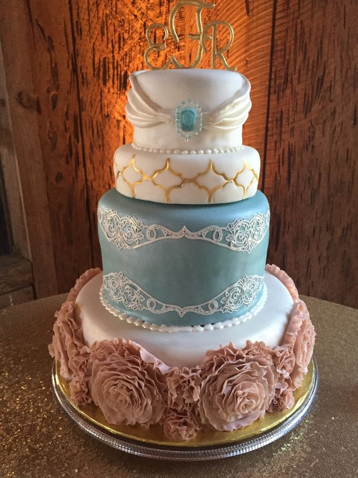 10 best Janets Sugar Art Cakery Richmond VA Wedding Cakes