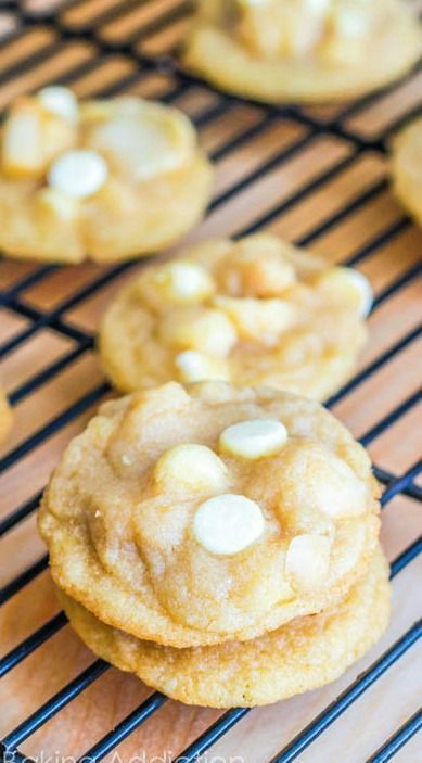 The chewiest, chunkiest, softest version of this classic cookie!