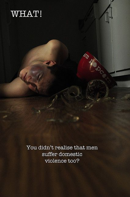 Domestic violence happens to everyone