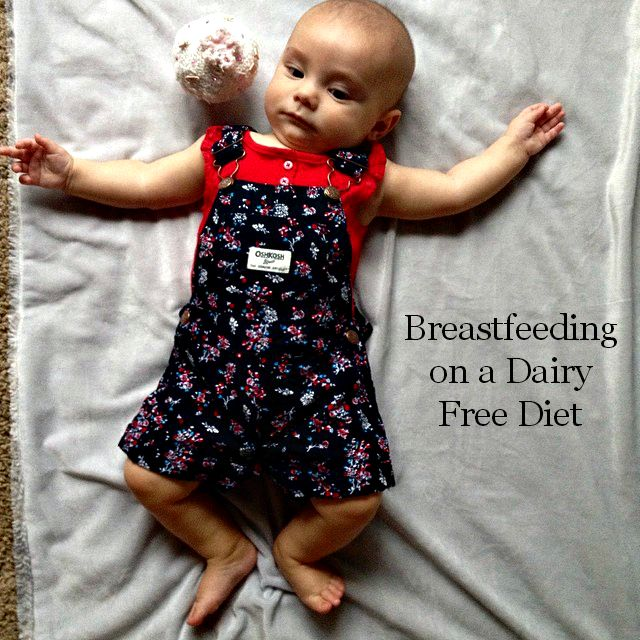 How to eat dairy free while breastfeeding and hidden dairy ingredients