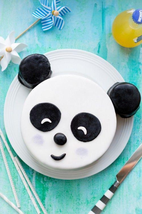 Pandatorta recept