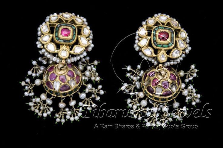 NIZAMI | Tibarumal Jewels | Jewellers of Gems, Pearls, Diamonds, and Precious Stones