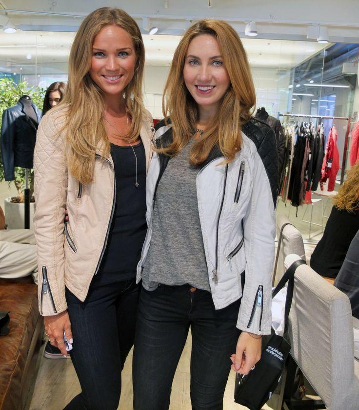 Emmas mode | Modenyheter Modereportage Trender Tips Marie Sernholts skinnjackor, beige