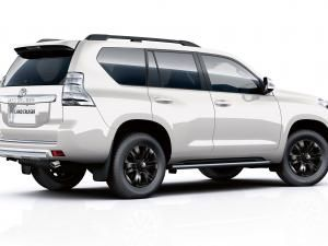 Toyota Land Cruiser Invincible X aims to take Toyota's SUV premium