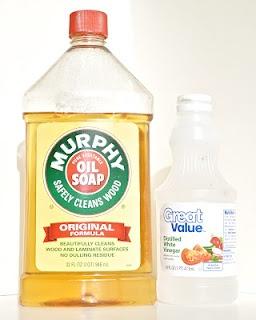 Natural Adhesive Remover  Murphy Oil  Vinegar