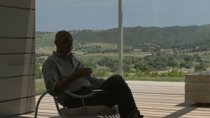 In Residence: Piero Lissoni on NOWNESS.com. This is where I need to go to finish my novel!