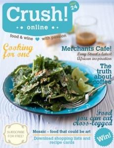 Crush! Online / issue 24 / food and wine magazine / recipe / salad
